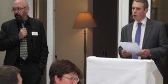 Compte-rendu du dîner-conférence avec Madame Sonja Becq