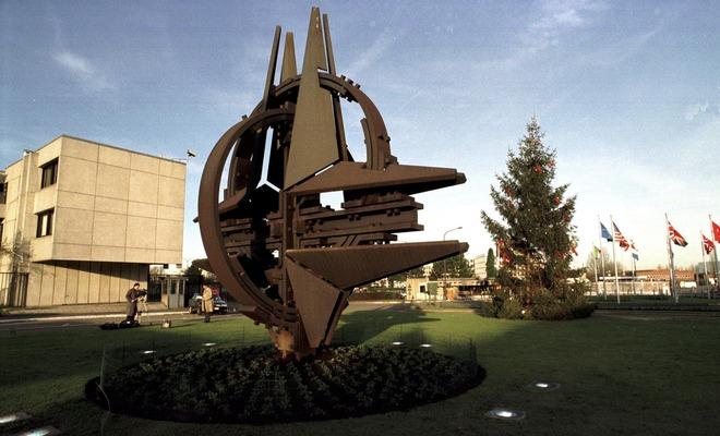 Réception de Nouvel An et visite du siège de l'OTAN