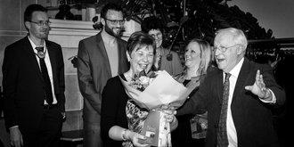 Réception de Nouvel An de la CBTI
