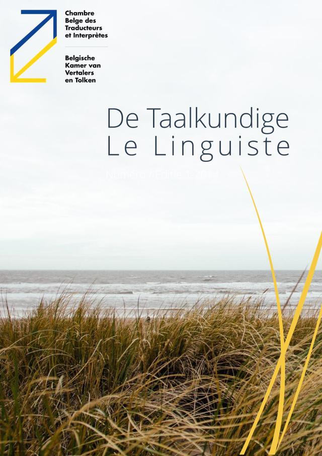 De Taalkundige / Le Linguiste