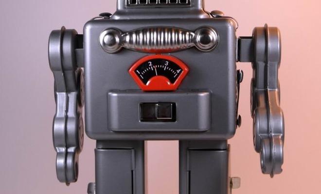Tolken zijn geen robots