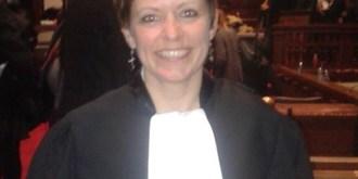 La conseillère juridique de la CBTI remporte le concours de plaidoiries René Victor