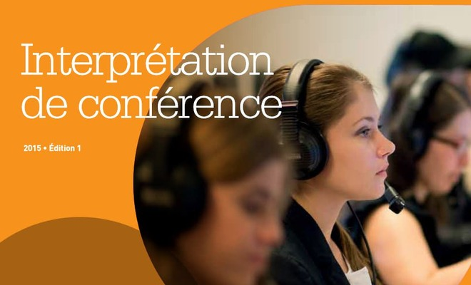 Certificat d'université en interprétation de conférence à l'UCL