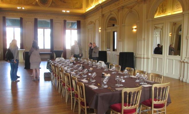 Borrelavond namurois: la CBTI visite le Coworking de Namur
