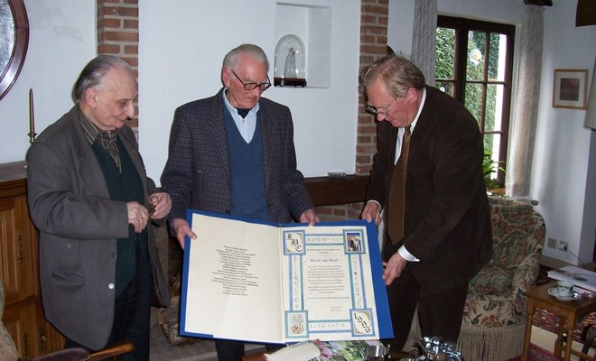 Interview de Monsieur Henri Van Hoof à l'occasion du 50e anniversaire de la CBTIP