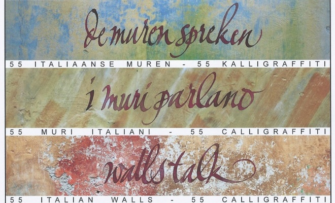 Causerie met Frans Denissen / Tentoonstelling 'De muren spreken'