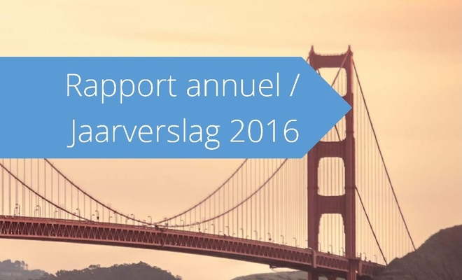 Jaarverslag 2016 van de BKVT