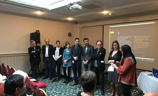 Verslag van de Algemene Vergadering van de BKVT 2017