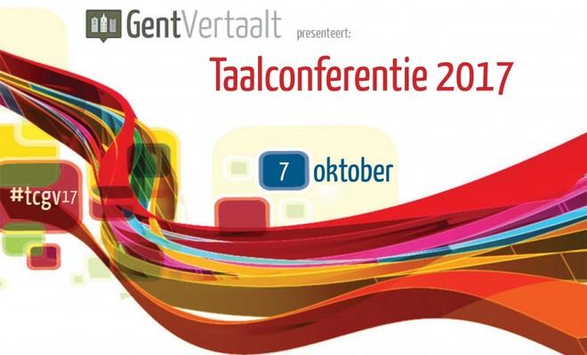 GentVertaalt  - Taalconferentie 2017