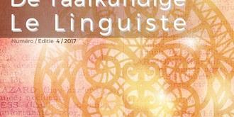 De Taalkundige / Le Linguiste 2017-4