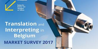 Translation and Interpreting in Belgium: Market Survey 2017