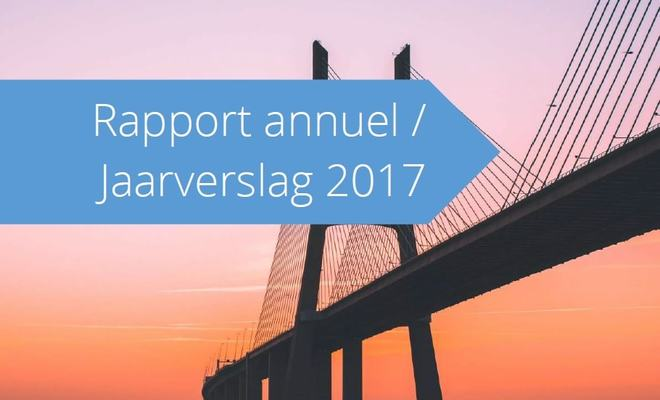 Jahresbericht 2017 der CBTI/BKVT