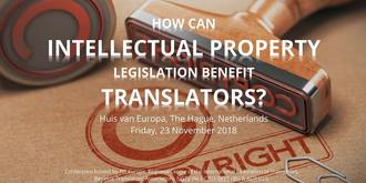How Can Intellectual Property Legislation Benefit Translators?