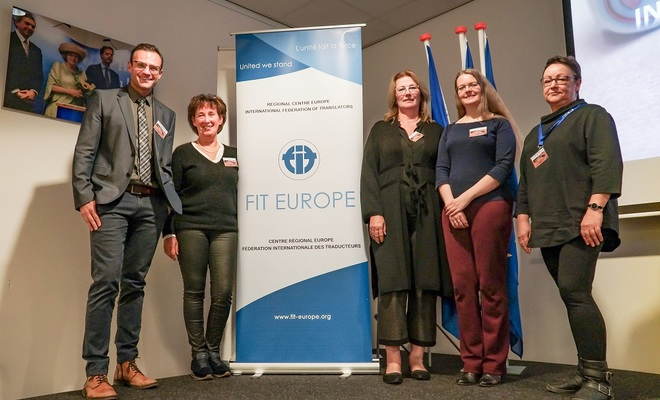 Conferentie over Intellectuele Eigendom en jaarvergadering van FIT Europe
