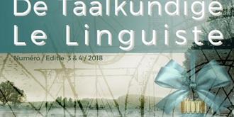De Taalkundige / Le Linguiste 2018-3-4