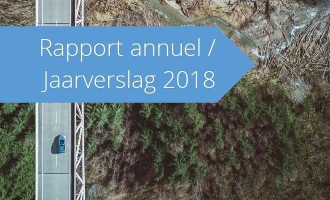 Rapport annuel 2018 de la CBTI