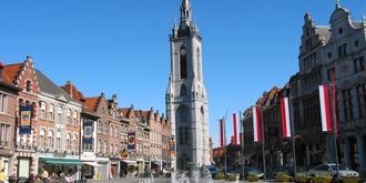 Borrelavond à Tournai