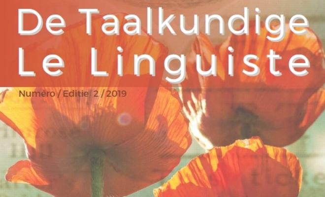 De Taalkundige / Le Linguiste 2019-2