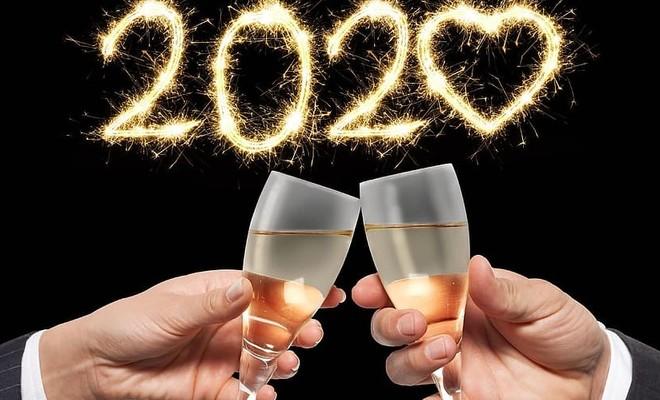 De BKVT klinkt op het nieuwe jaar!