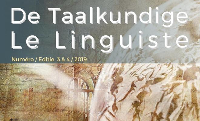 De Taalkundige / Le Linguiste 2019-3-4