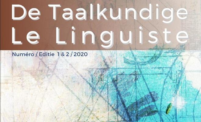 De Taalkundige / Le Linguiste 2020-1-2