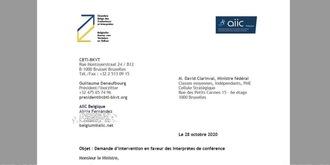 CBTI et AIIC Belgique, ensemble pour les interprètes de conférence