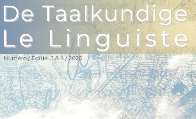 Le Linguiste 2020-3-4