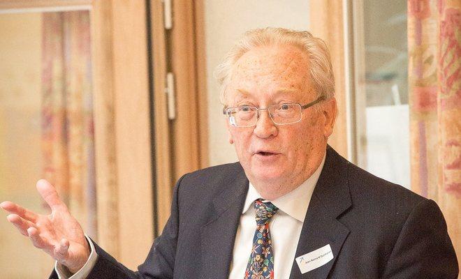 Overlijden van Jean-Bernard Quicheron, erevoorzitter van de BKVT