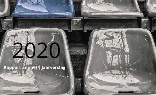 Jaarverslag 2020 van de BKVT