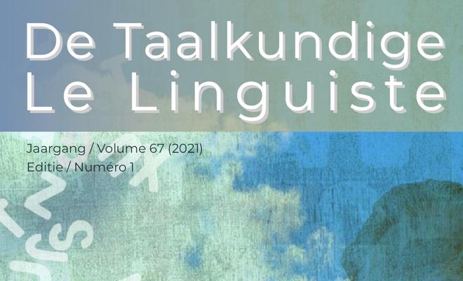 De Taalkundige / Le Linguiste 2021-1